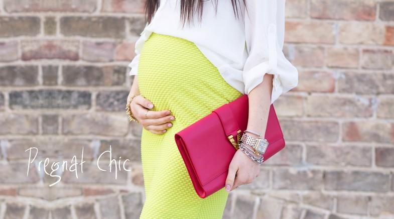 97b60f348d14 Πώς να ντυθείτε κομψά στην περίοδο της εγκυμοσύνης. - More Trends