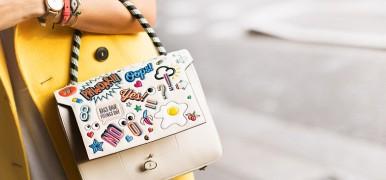 Fashion Trend  Τσάντες με παιχνιδιάρικη ... 6a72ee5b0eb