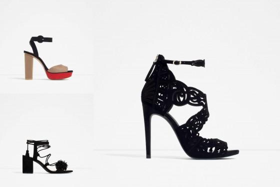 ZARA. Η νέα συλλογή παπουτσιών για την άνοιξη 2016 - More Trends ea5f689eec2