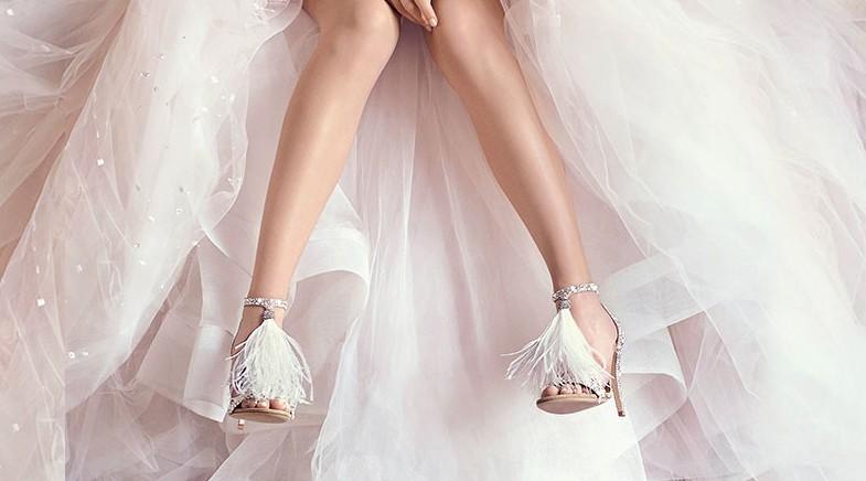Jimmy Choo  η νέα νυφική συλλογή παπουτσιών - More Trends 0685e83e641