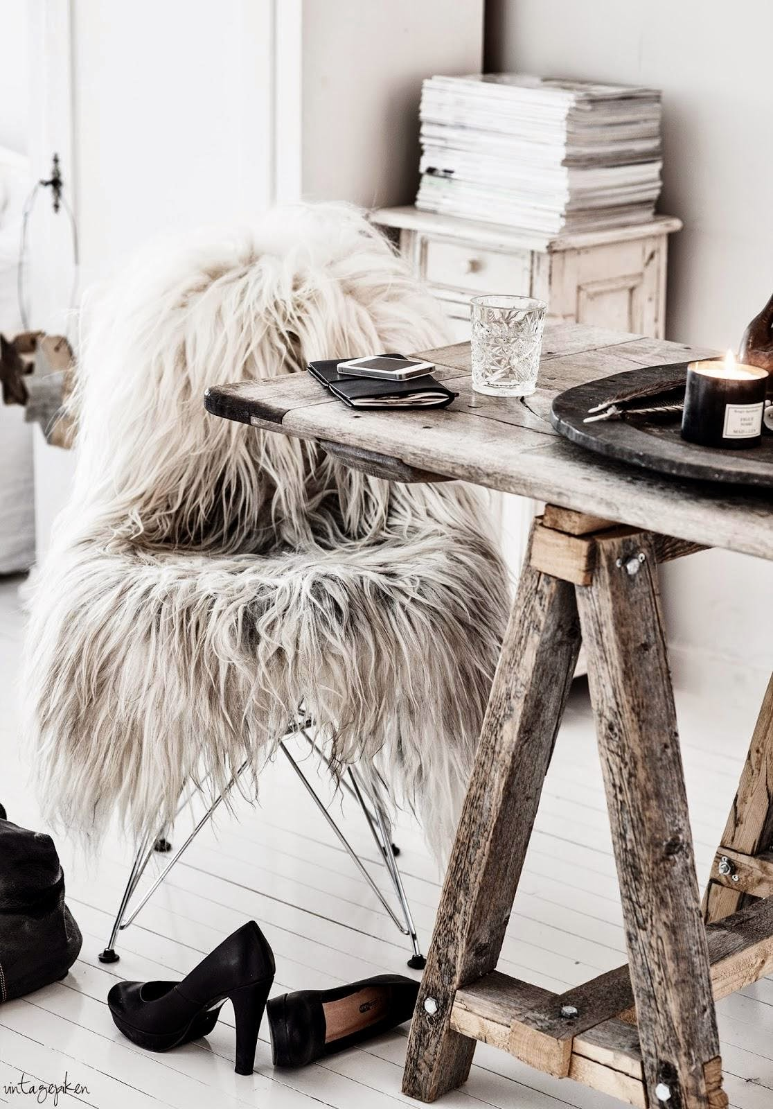 Winter home style