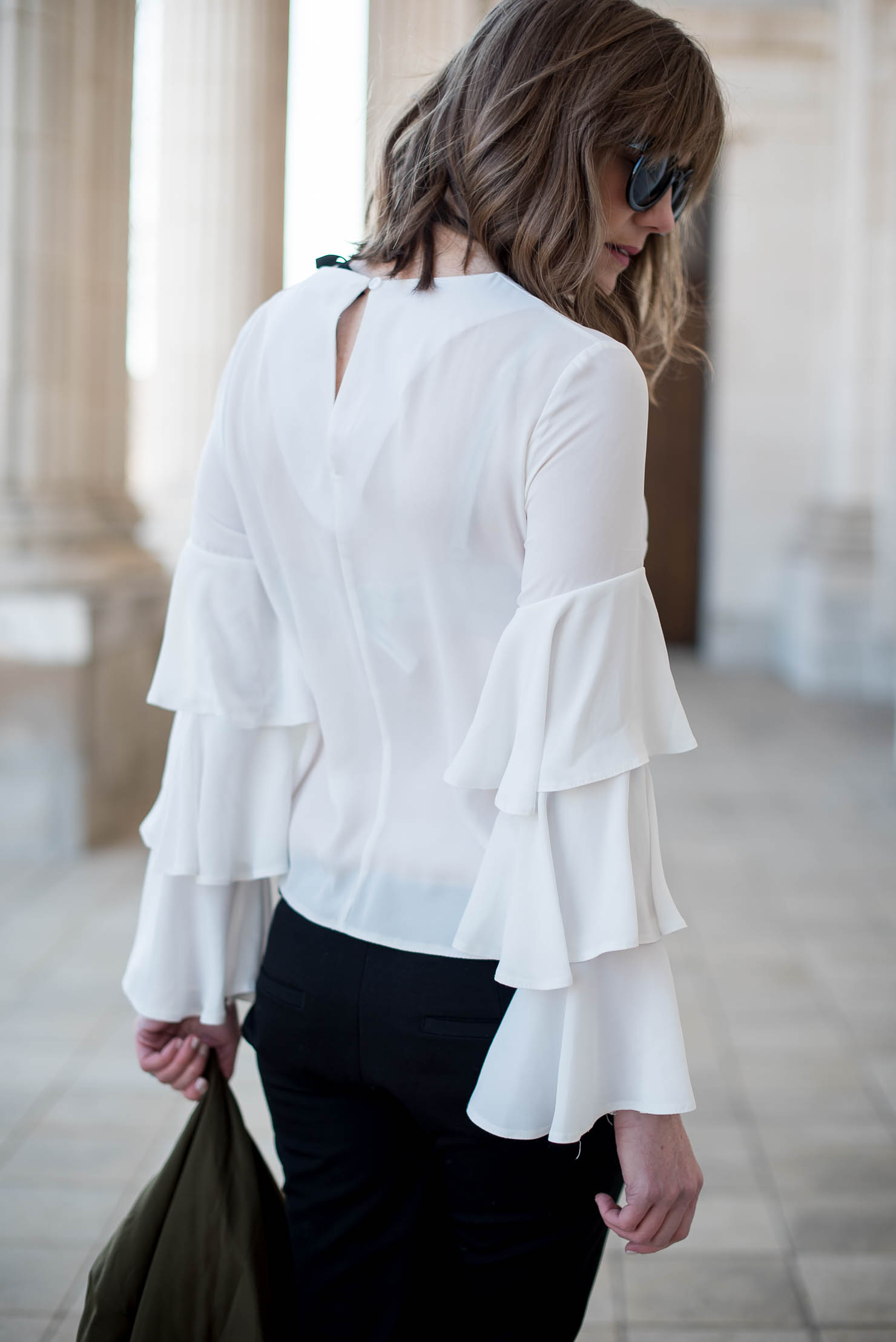 stying-a-ruffle-sleeve-blouse-springs-hottest-trend-bomber-jacket-spring-fashion-2017-zara-snakeskin-pumps-19