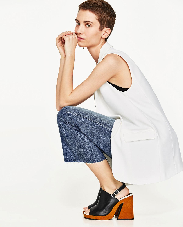 ZARA. Η νέα συλλογή παπουτσιών για την άνοιξη 2017 - More Trends 42000656dd1