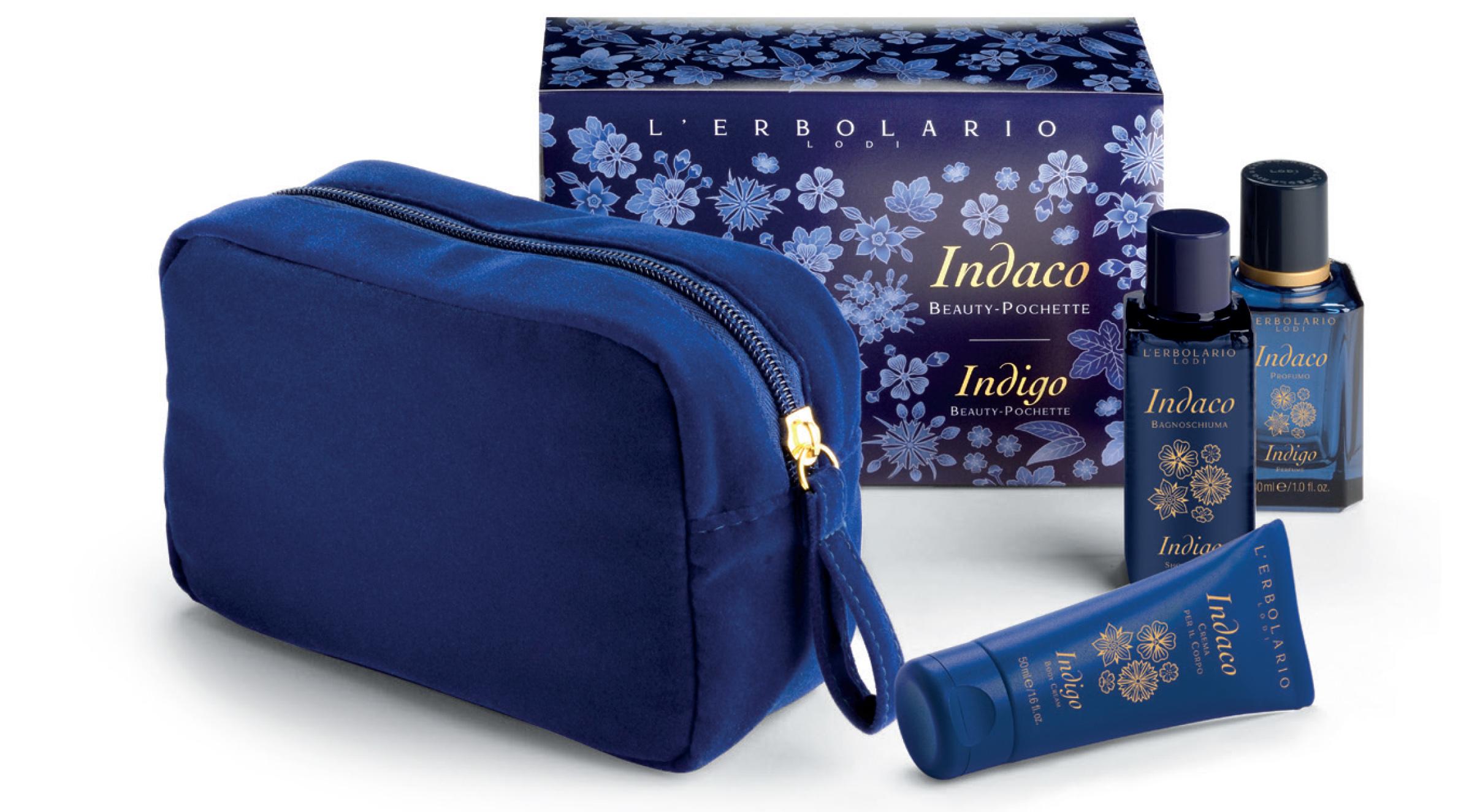 Indaco Beauty Bag