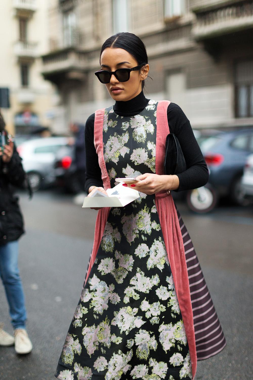 floral moda