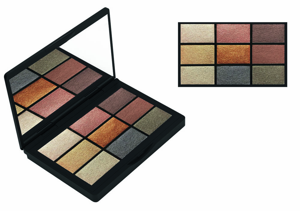 Gosh_Eye Shadow London Palette