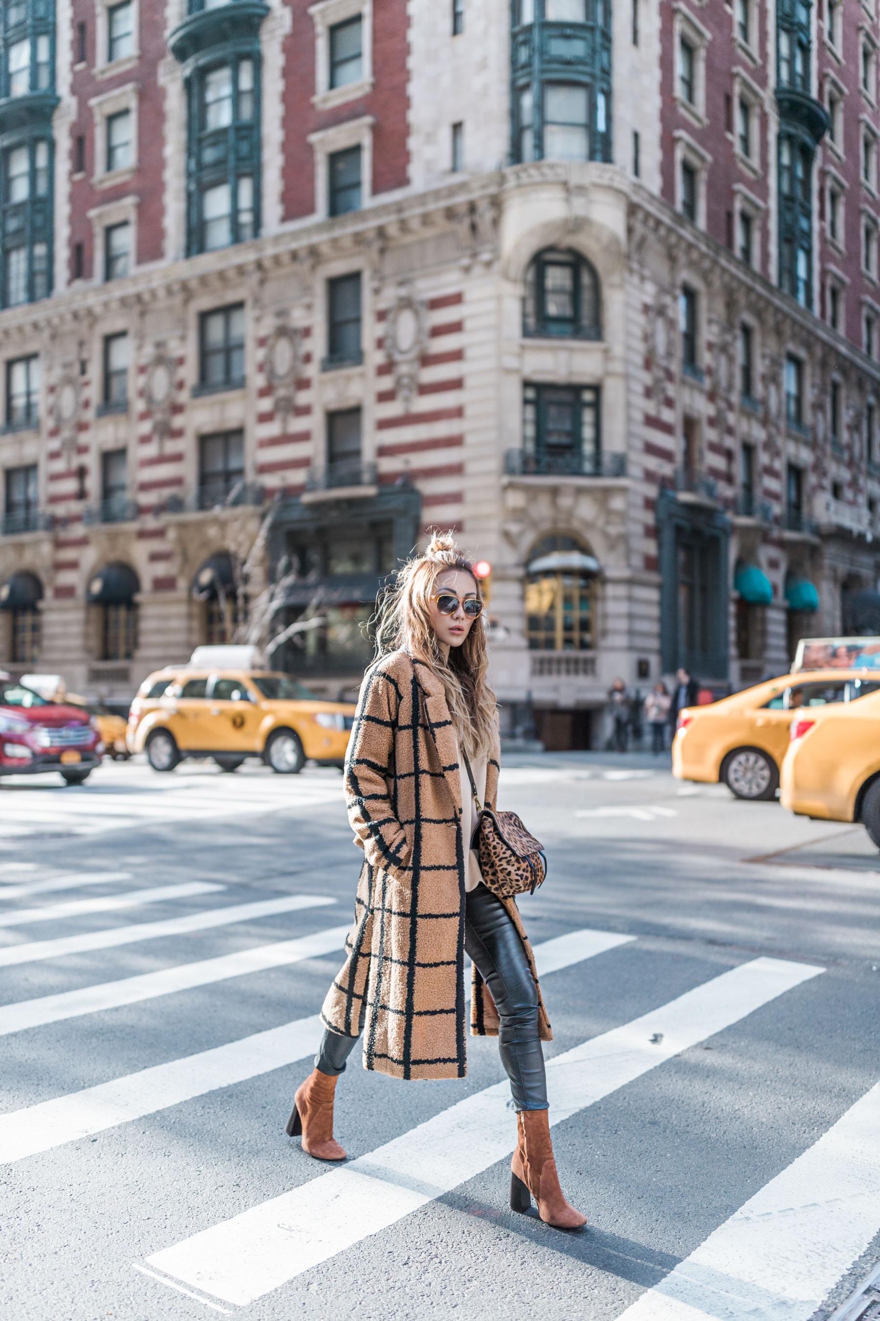 plaid-teddy-coat-leopard-bag-leather-pants-brown-ankle-boots-notjessfashion-900x1350@2x