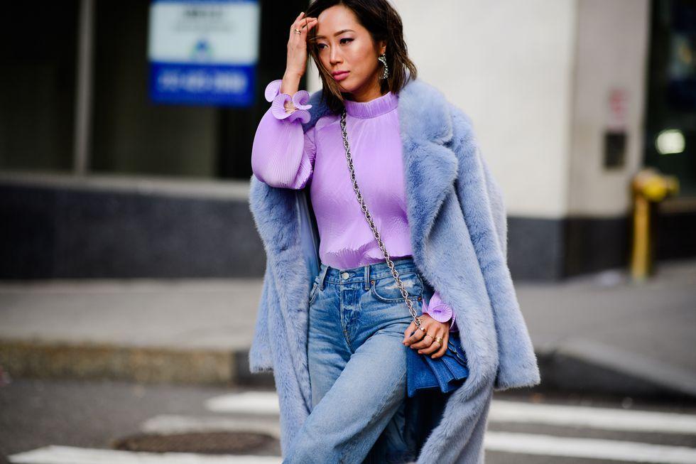 pastel hromata moda