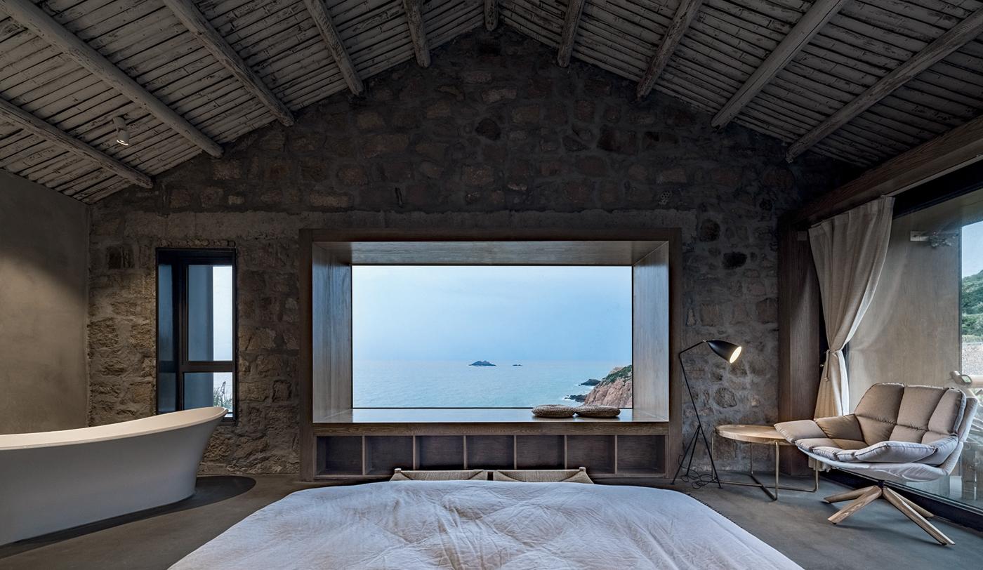 24主卧室面朝大海的景窗-杨建平
