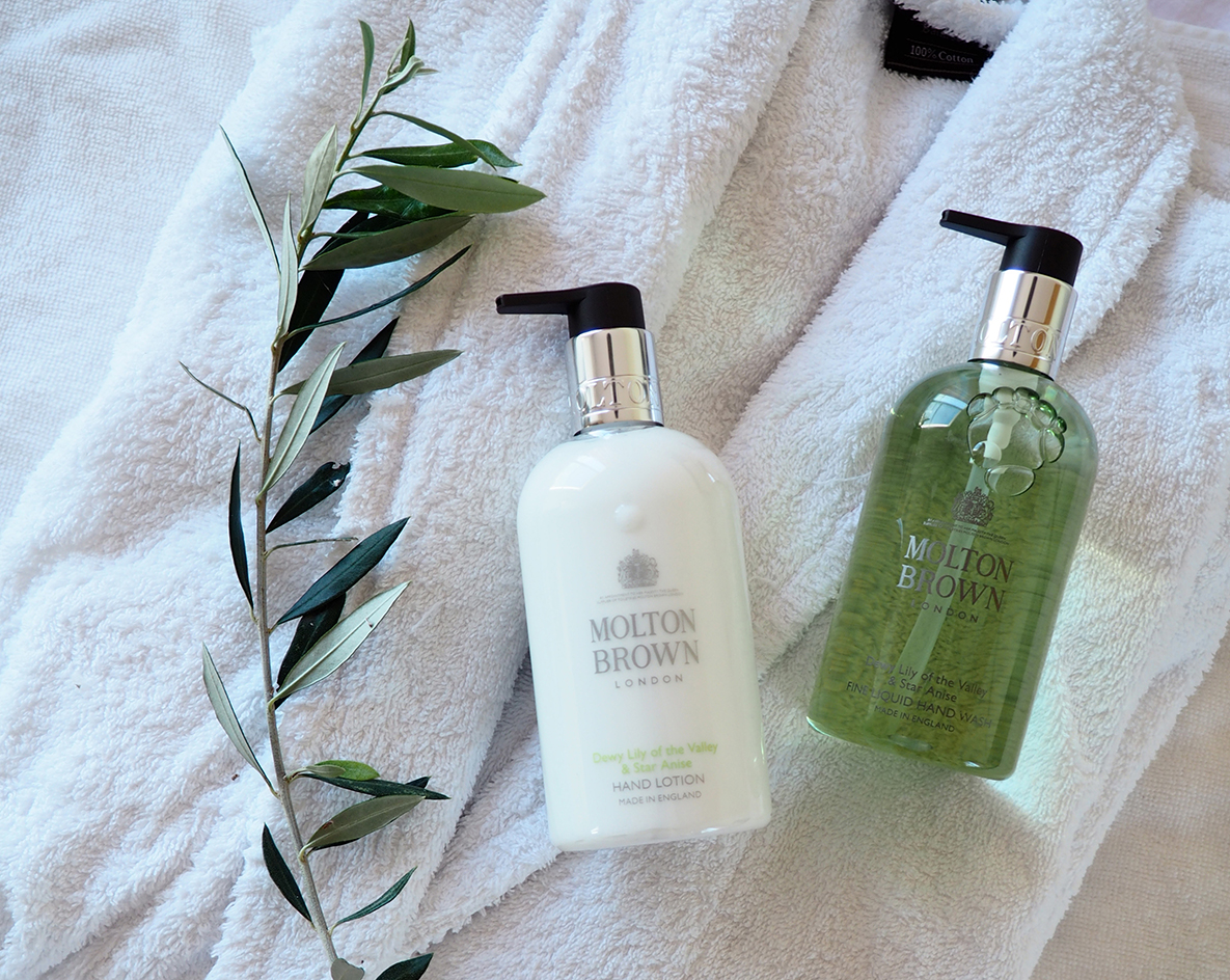 Dewy Lily of the Valley & Star Anise Hand Collection
