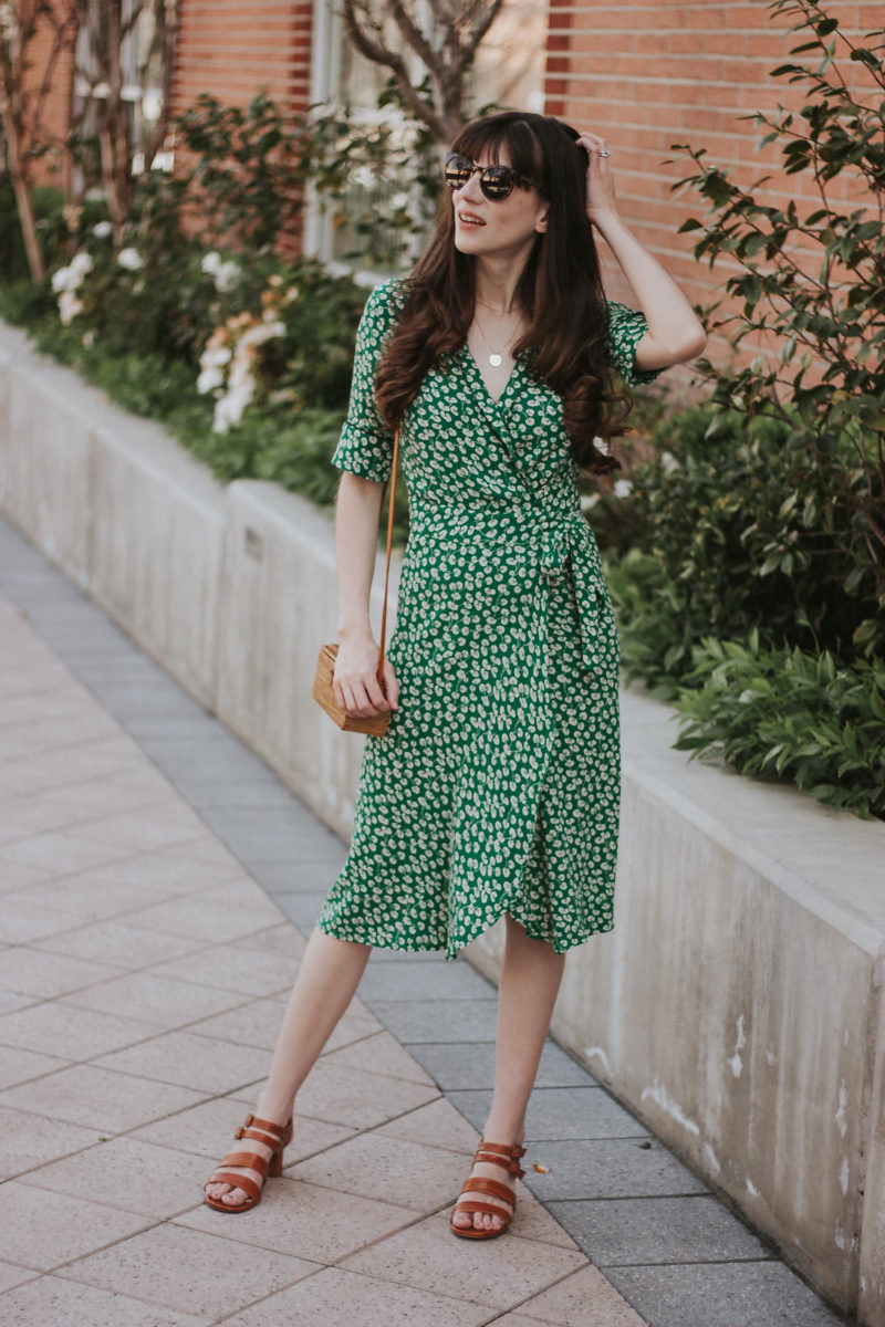 Ganni-Green-Wrap-Dress-800x1200