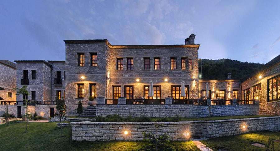 Aristi Mountain Resort & Villas