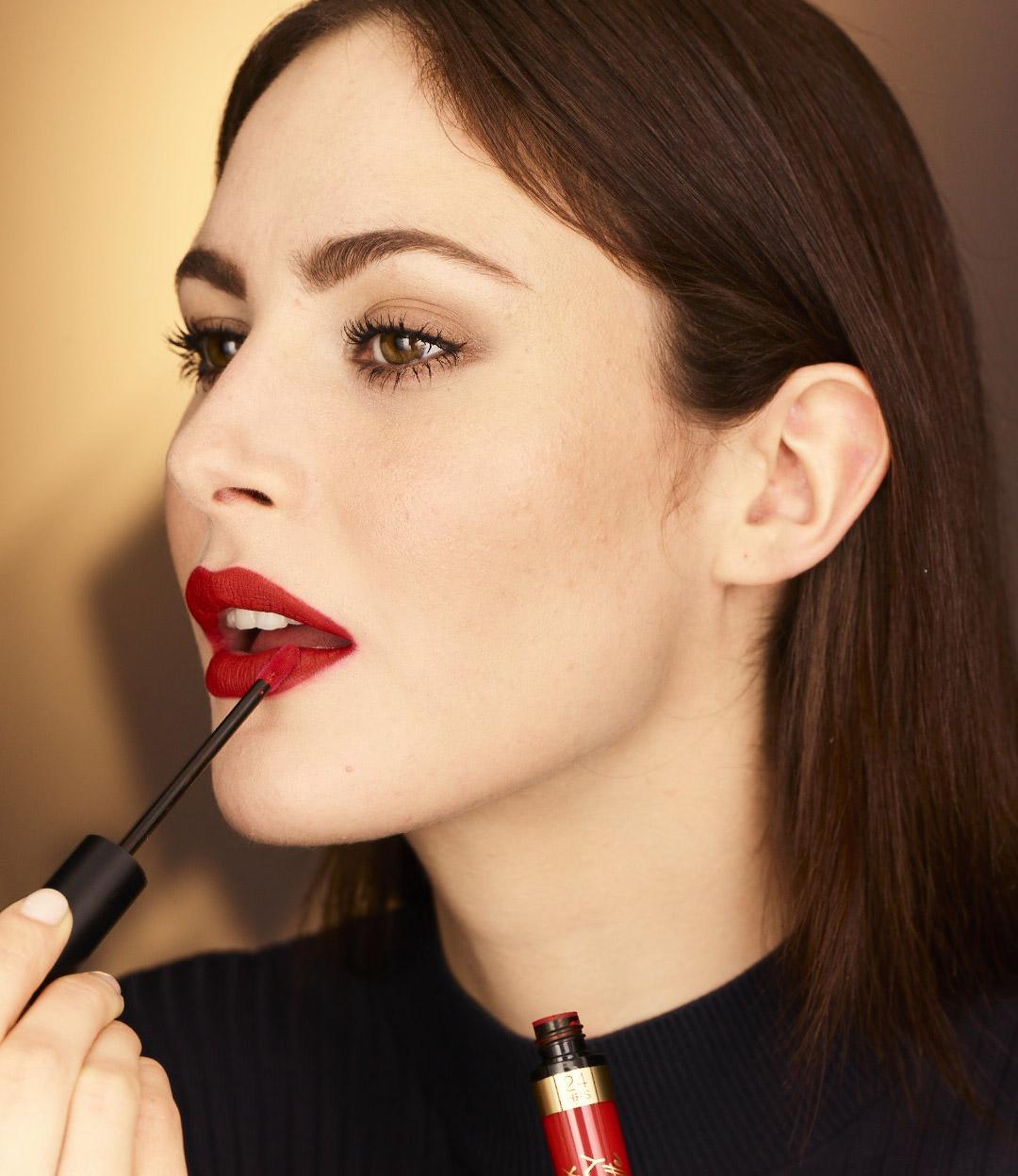 Max Factor Lipfinity Velvet Matte Lipstick