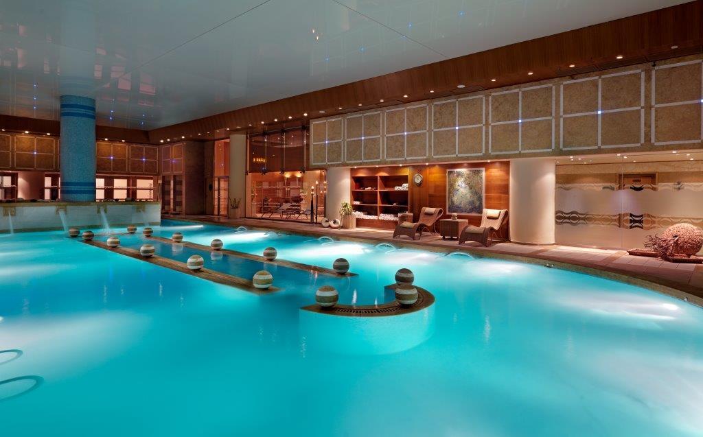 Divani Athens Spa & Thalasso Center- Thalassotherpay Pool