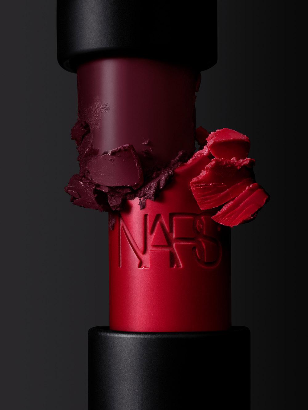 NARS Iconic Lipstick Group Stylized Image (2)
