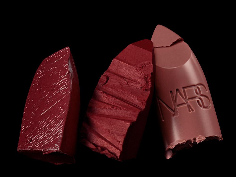 NARS Iconic Lipstick Group Stylized Image (3)