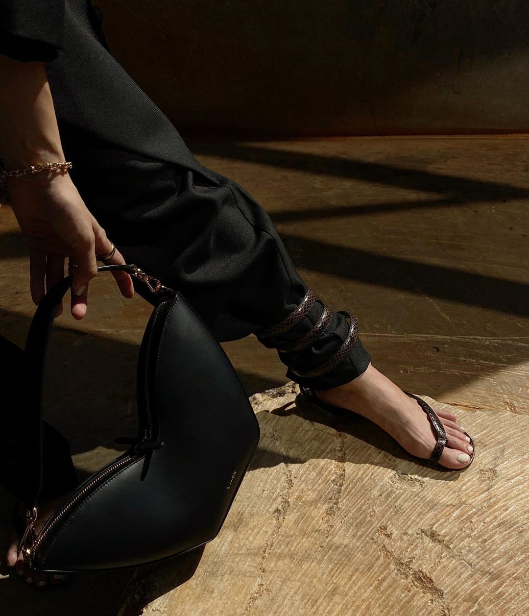 Shop-Springs-Biggest-Footwear-Trend-Ankle-Strap-Sandals-Via-Instagram-Savina-Chai-Le-Fashion-Blog