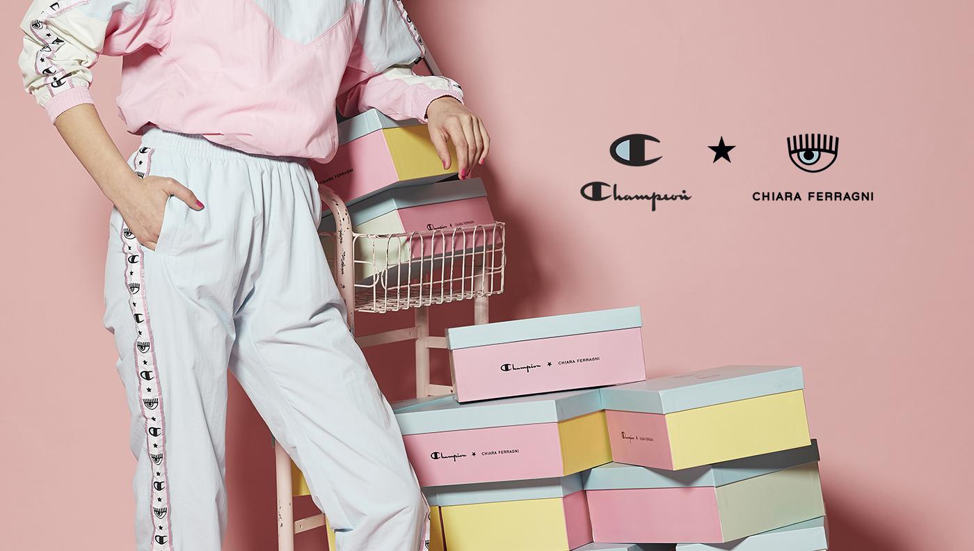 Champion x Chiara Ferragni Collection