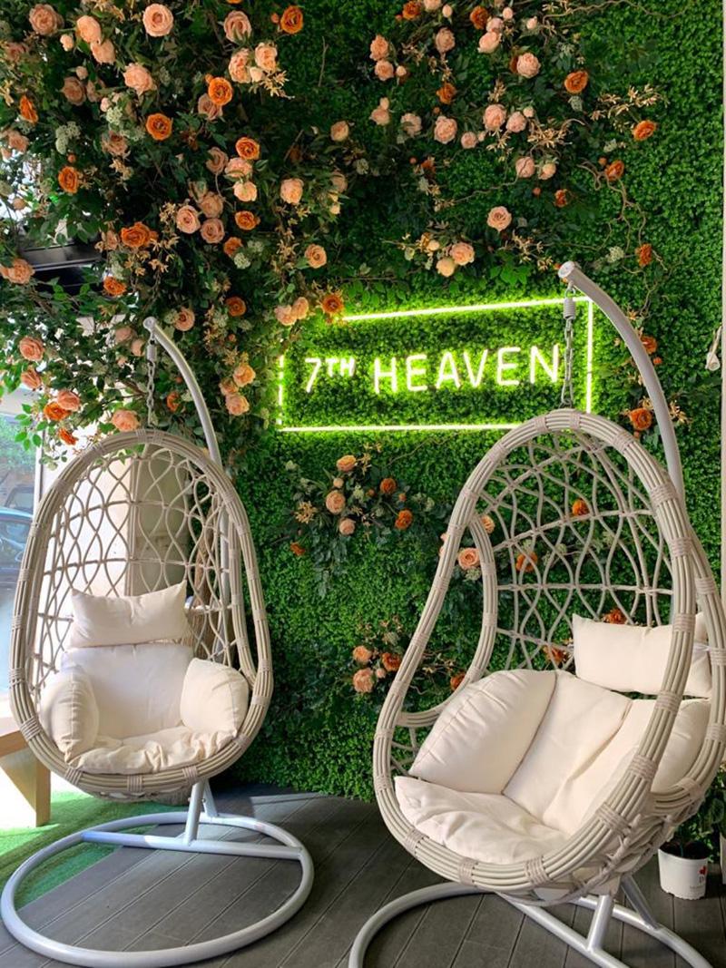 7th Heaven είσοδος