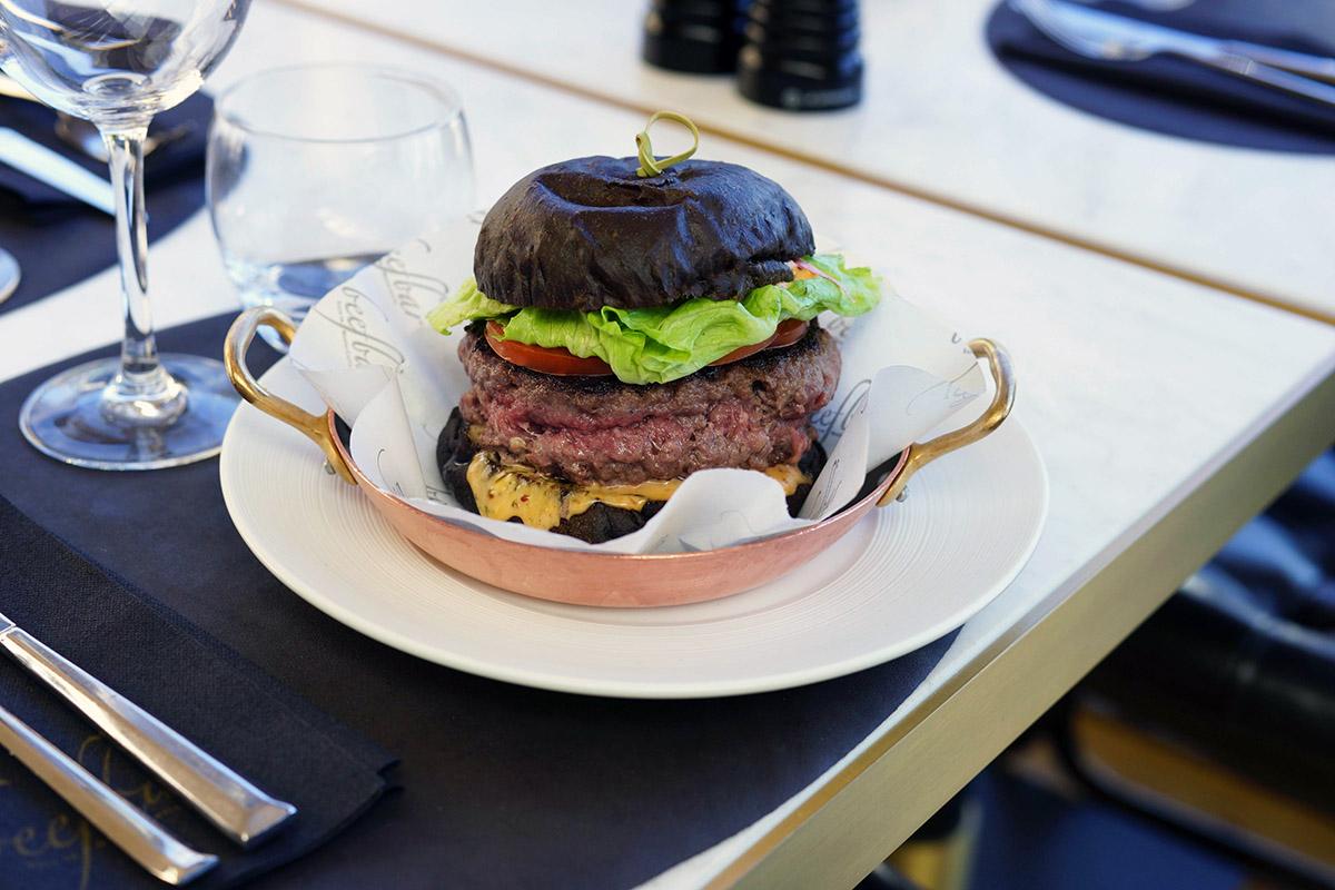 Beefbar Black Burger