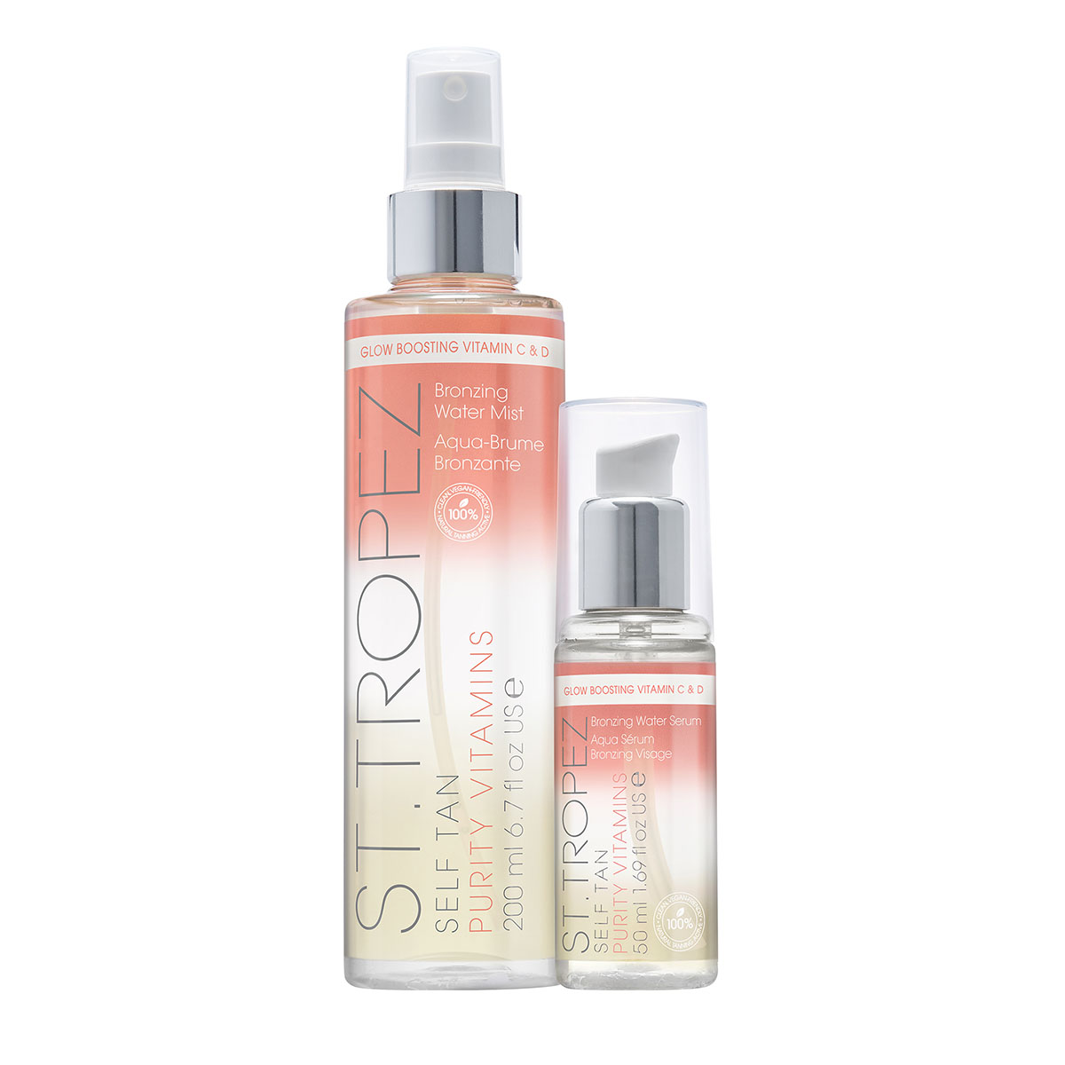 St.Tropez Self Tan Purity Vitamins Duo