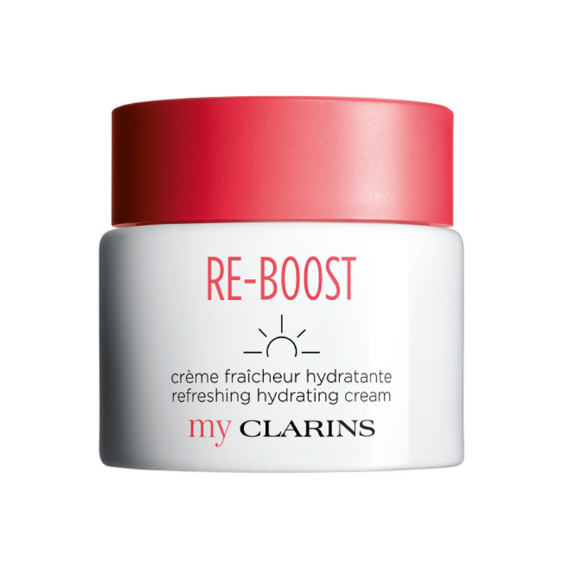 4-MyClarins Re-Boost Matifying Hydrating