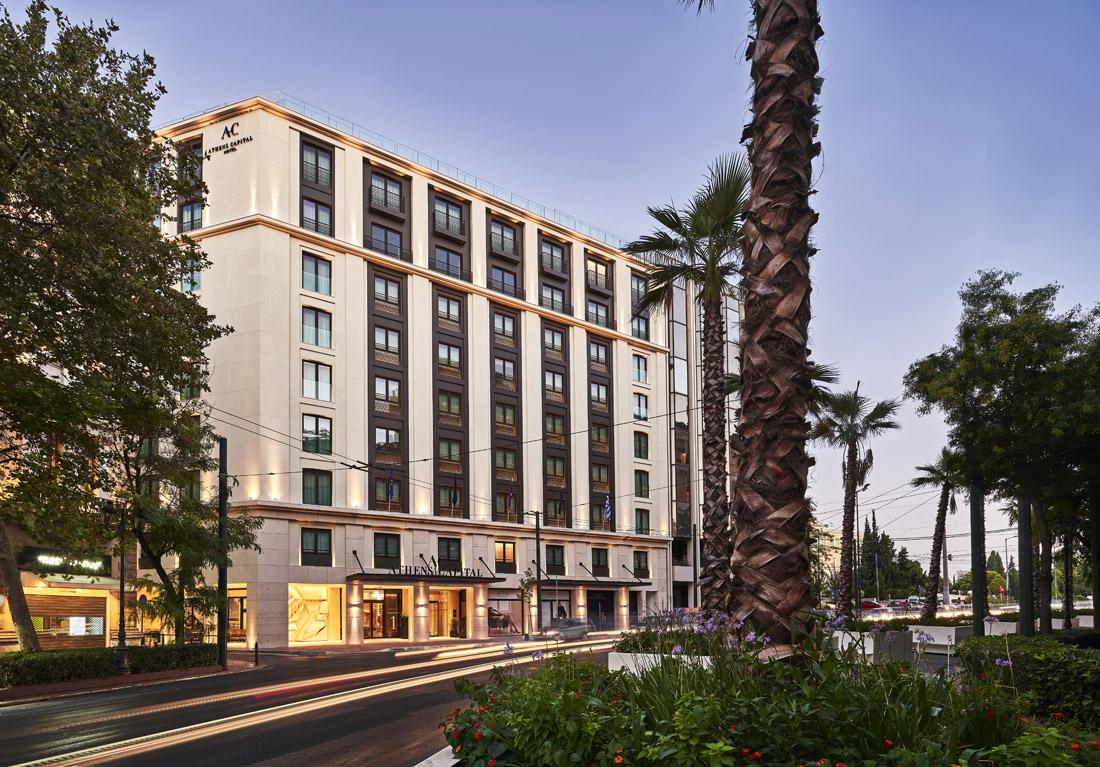 Αthens Capital Hotel-MGallery Collection
