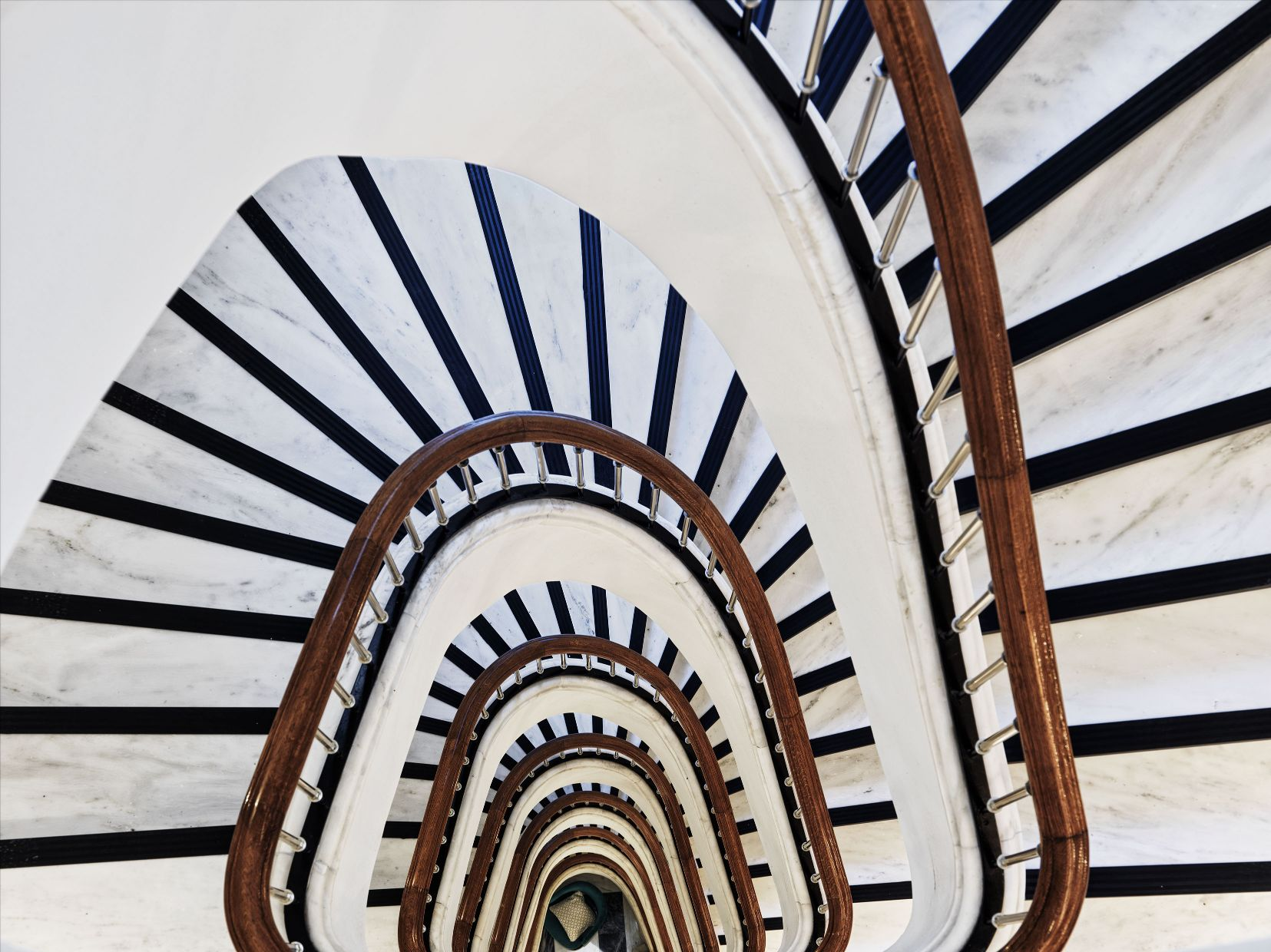 Athens Capital Hotel-MGallery-Stairs