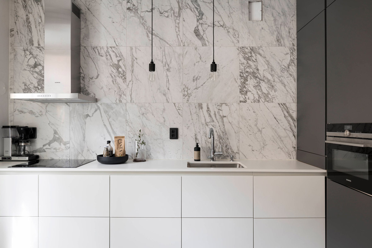 kitchen-marble-wall
