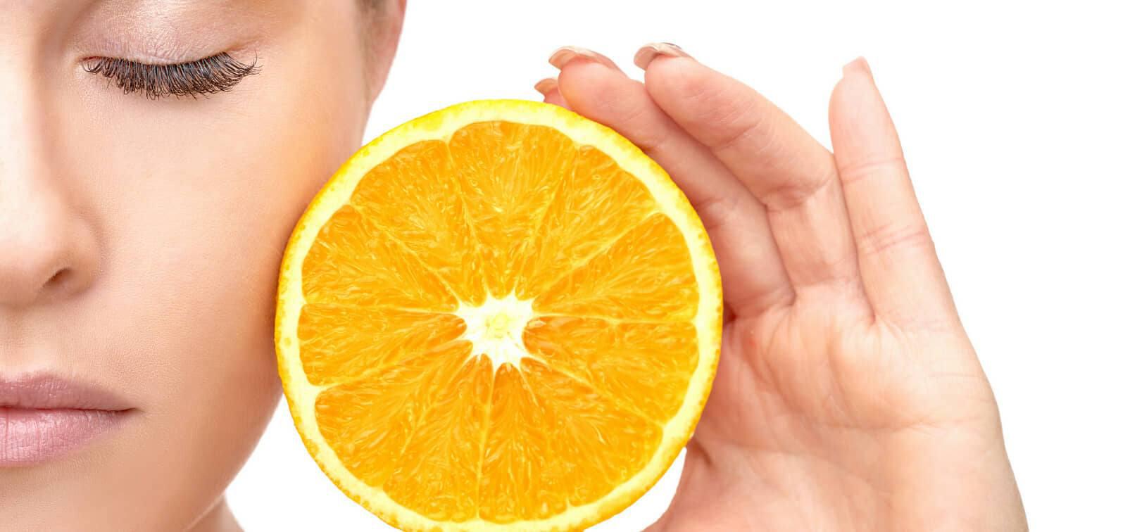 βιταμίνη C επιδερμίδα