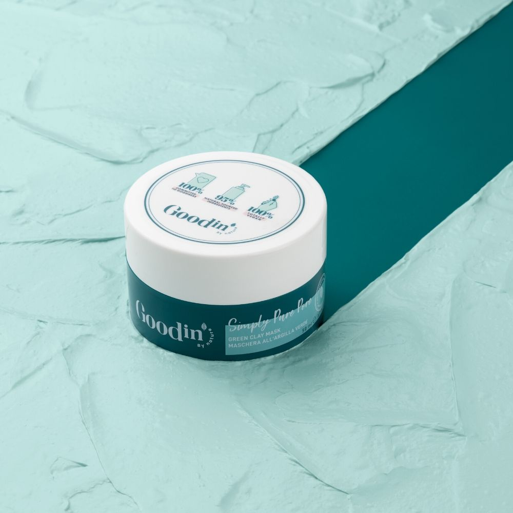 Simply Pure Pore Green Clay Mask_3