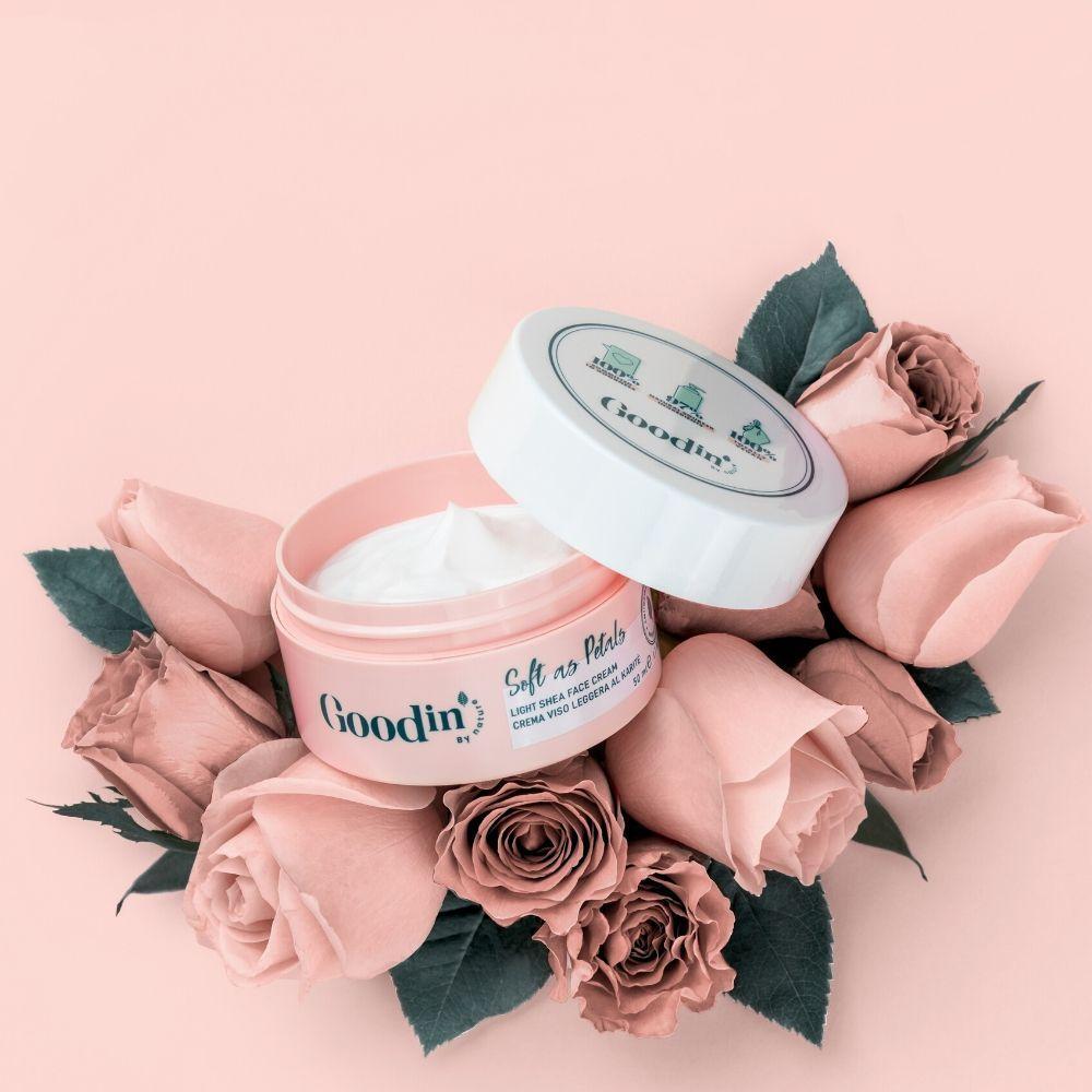 Soft as Petals Light Shea Face Cream_3